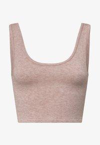 OYSHO - Sports bra - rose - 5