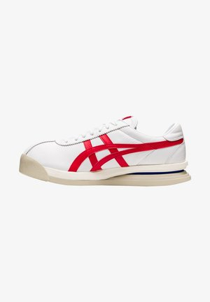 Sneakers laag - white/classic red
