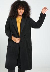 Paprika - Classic coat - black - 0