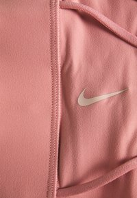 Nike Performance - LUXE BRA - Sport BH - rust pink/particle beige - 2
