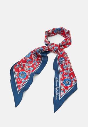 LISA NECKERCHIEF - Šátek - orient red