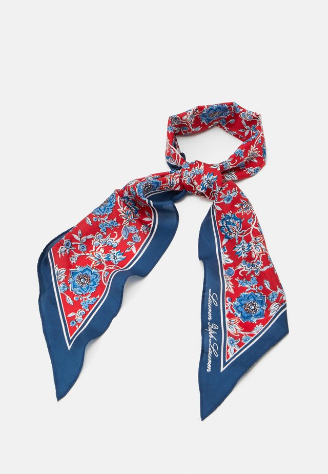 LISA NECKERCHIEF - Foulard - orient red
