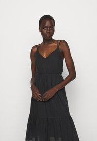 Hofmann Copenhagen - ANNABELLA - Robe d'été - black print - 4