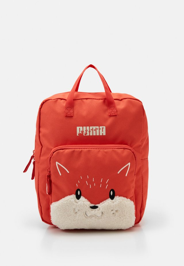 ANIMALS BACKPACK - Rucksack - red