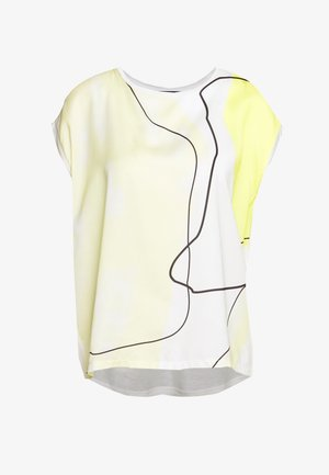 KORI ART - Blouse - soft lime