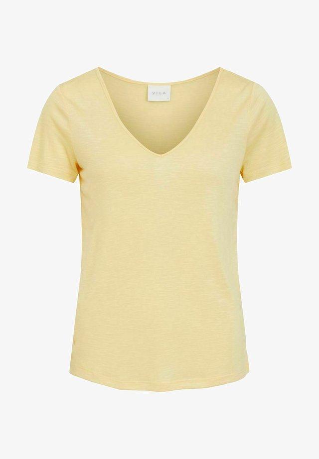 VINOEL  - T-shirt basic - sunlight