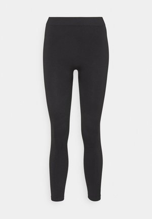 CELESTIA SEAMLESS TIGHTS - Leggings - black