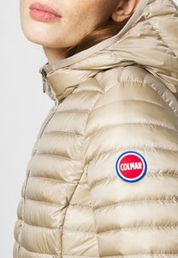 Colmar Originals - LADIES JACKET - Down jacket - toast/light steel - 6