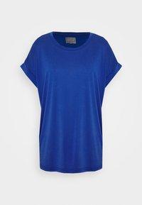 KAJSA - Basic T-shirt - mazarine blue