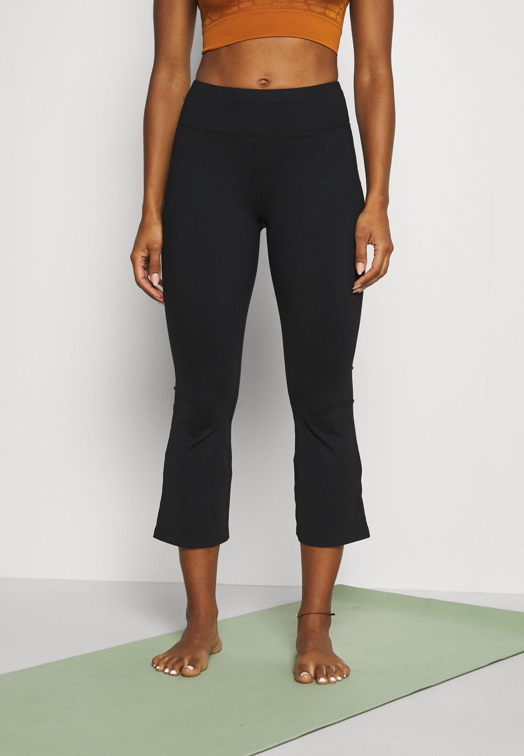 Donna ACTIVE KICK FLARE - Pantaloni sportivi