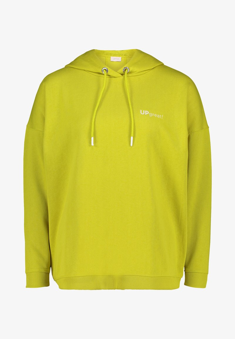 Cartoon - Hoodie - apple green