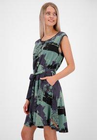alife & kickin - Day dress - charcoal - 3