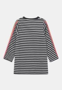 Lemon Beret - SMALL GIRLS - Day dress - navy blazer - 1