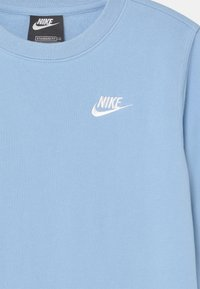 Nike Sportswear - CREW CLUB - Sweatshirts - psychic blue/white - 2