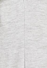 Pier One - 5 PACK - Basic T-shirt - dark grey/light grey/black - 8
