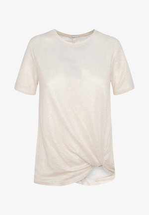 LUA - Basic T-shirt - white