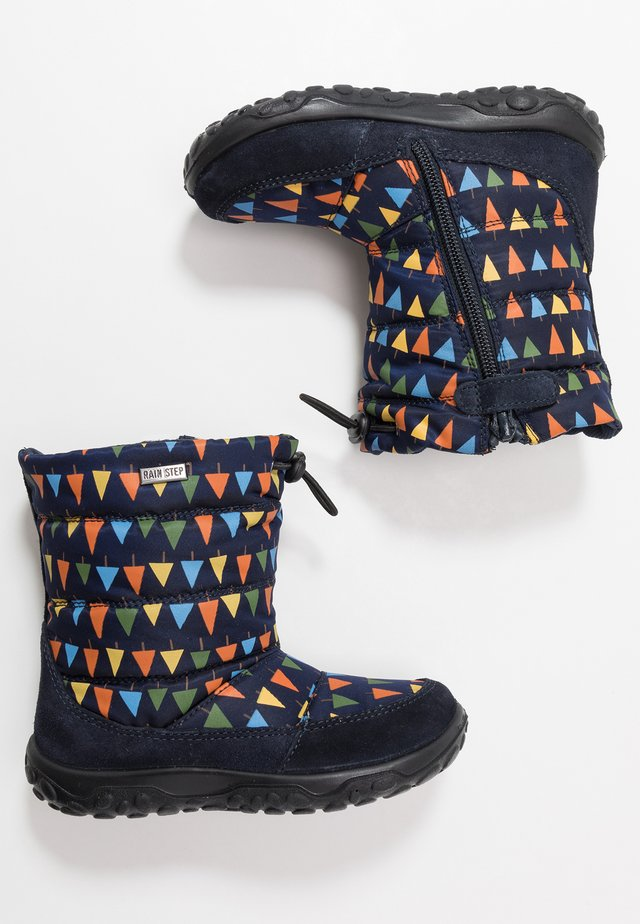 POZNURR - Winter boots - blau