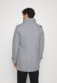 Selected Homme - SLHNOAH COAT  - Mantel - grey melange - 3