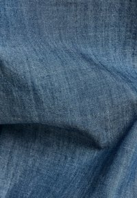 G-Star - MILARY V-NECK SHIRT - Denim dress - rinsed - 5