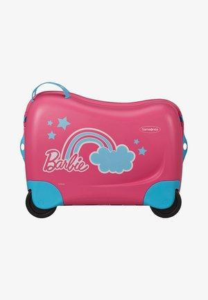 DREAM RIDER BARBIE - Wheeled suitcase - barbie pink dream