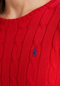 Polo Ralph Lauren - CLASSIC - Jersey de punto - martin red - 4