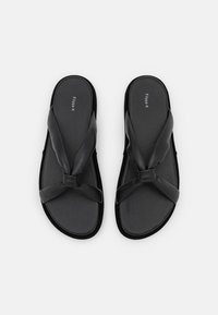 Filippa K - ALMA SOFT  - Pantofle - black - 4