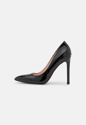 SAGE - Højhælede pumps - black