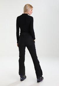 CMP - WOMAN  - Snow pants - nero - 2