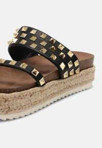 Madden Girl - CASE - T-bar sandals - black - 7