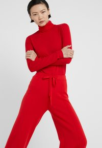 MRZ - PANTALONE - Trousers - red - 4