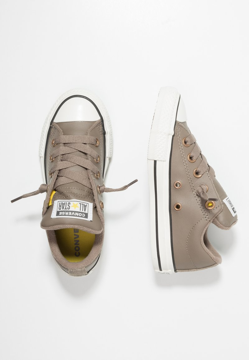 Converse - CHUCK TAYLOR ALL STAR STREET ROVER - Trainers - mason taupe/vintage white