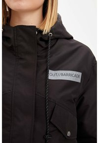 DeFacto - Summer jacket - black - 3