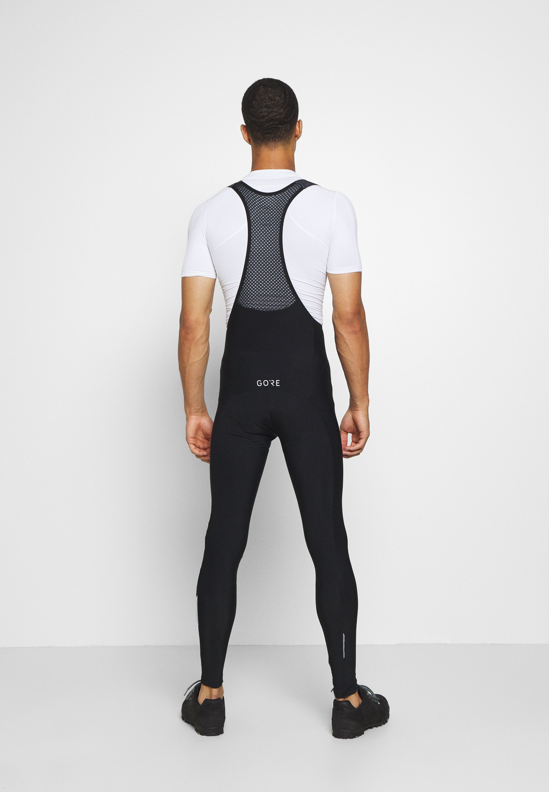 Reliable Men's Clothing Gore Wear C3 THERMO TRÄNGERHOSE Leggings black qhl7vspqb