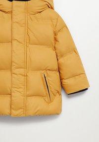 Mango - BROOKLYN - Płaszcz zimowy - mostarda - 3
