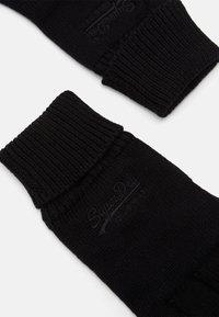 Superdry - ORANGE LABEL - Gloves - black - 3