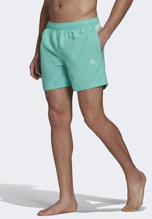 COLORBLOCK - Shorts da mare - green