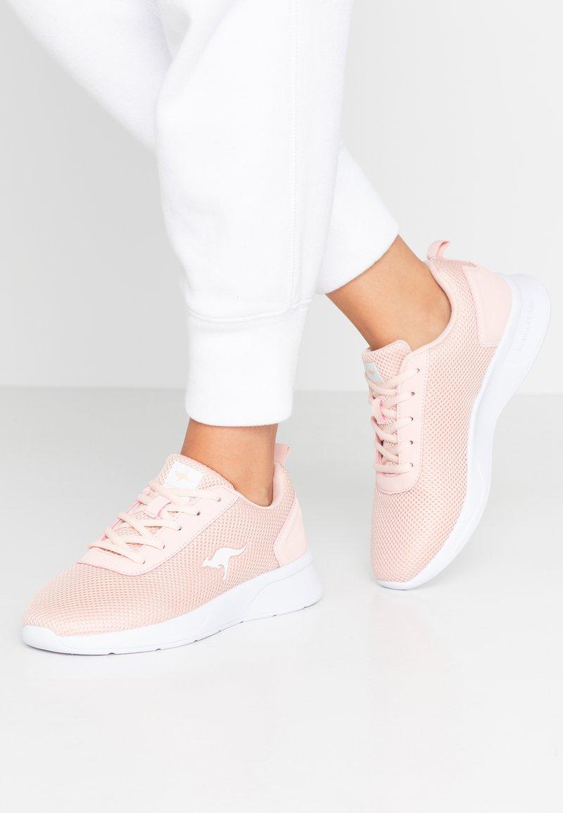 KangaROOS - KF-A EASE - Sneakers - dusty rose