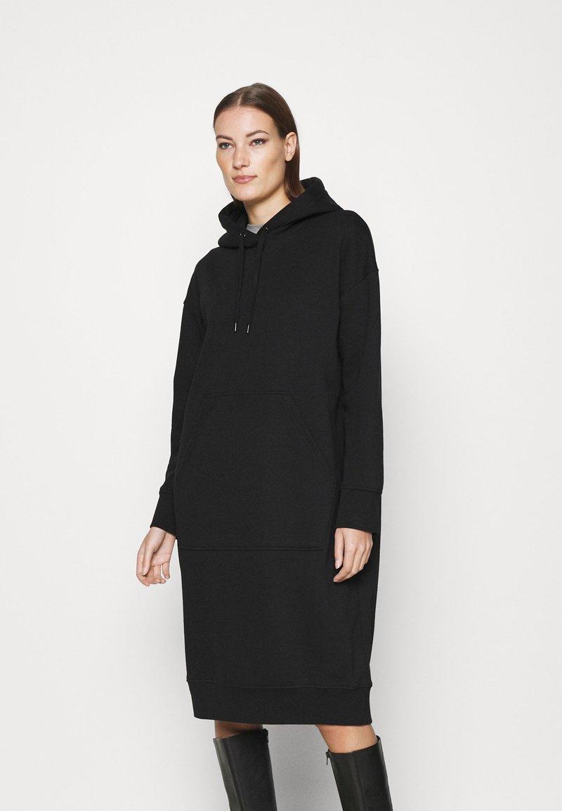 ARKET - DRESS - Day dress - black dark