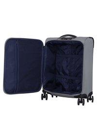 Titan - FOXX  - Wheeled suitcase - silver black - 4