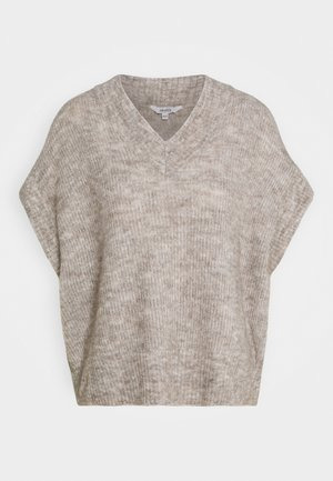KATYA - Jersey de punto - grey sand melange