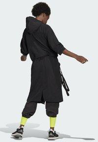 adidas Performance - Three-in-One PARKA SPORTS LOOSE JACKET - Parka - black - 2