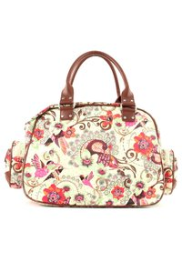 Oilily - TROPICAL BIRDS CARRY ALL - Weekend bag - off white - 1