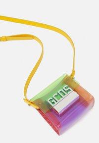 GCDS - CUBE BAG - Across body bag - mix - 4