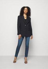 J Brand - RUNWAY HIGH RISE SLIM STRAIGHT - Straight leg jeans - pacific - 1