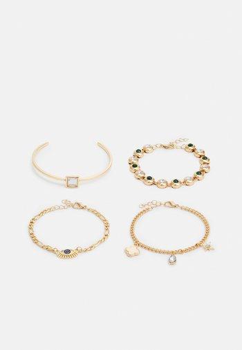 FGMONNA BRACELET 4 PACK - Bracelet - gold-coloured
