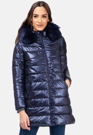 Winter coat - azul marino