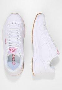 Kappa - BASE II - Walking trainers - white - 1