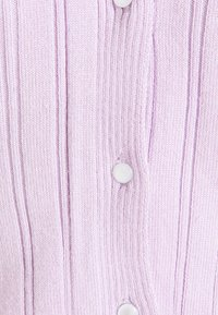 Missguided - SKINNY CARDIGAN - Topper langermet - lilac - 2