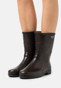 Aigle - BISON LADY  - Stivali di gomma - brun - 0