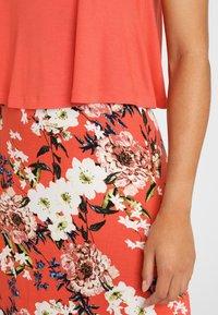 s.Oliver - Maxi dress - koralle-bedruckt - 3